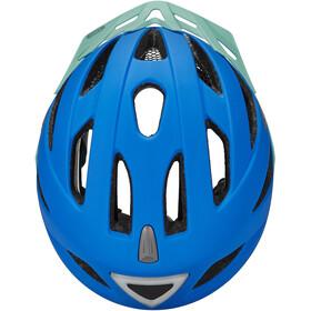 ABUS Urban-I 2.0 Cykelhjelm, neon blue